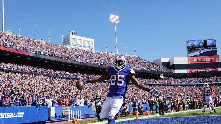 LeSean McCoy has been in great form and hopes to continue that against division rivals Miami Dolphins
