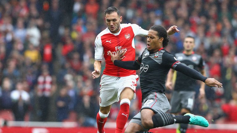 Wenger buoyant for PSG clash after Saints win