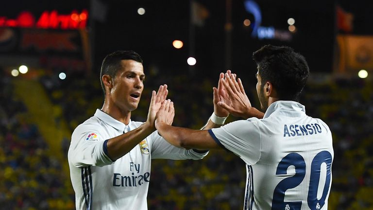 Real drew 2-2 at Las Palmas, their second consecutive draw