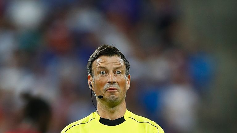 Mark Clattenburg is quitting the Premier League