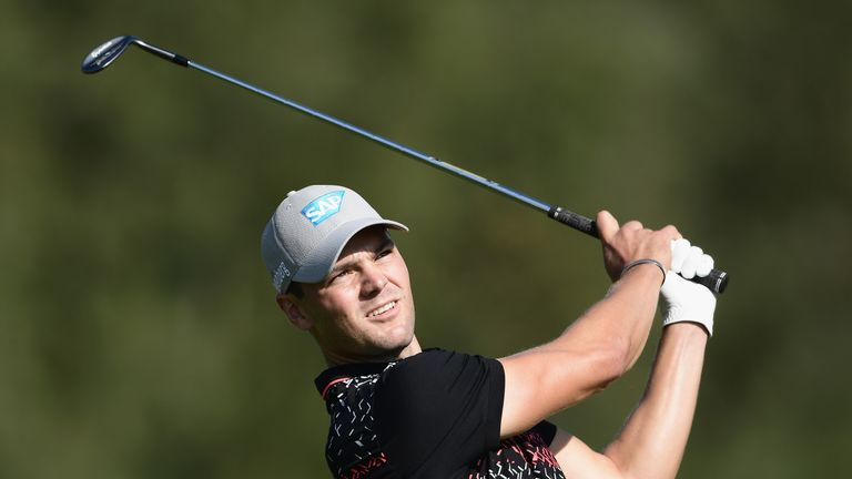 Martin Kaymer ended the week five strokes off the pace