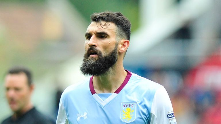 Aston Villa midfielder Mile Jedinak says the sky is the limit for his new club, but they must start performing consistently