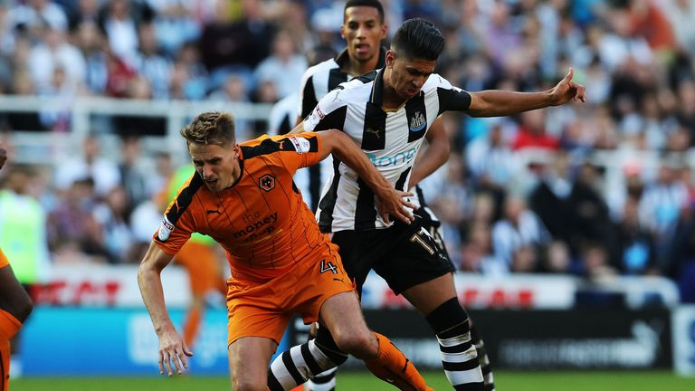 newcastle vs wolves - photo #42