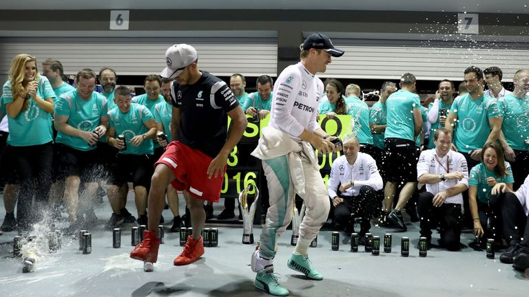 Hamilton is upbeat despite early problems in Singapore