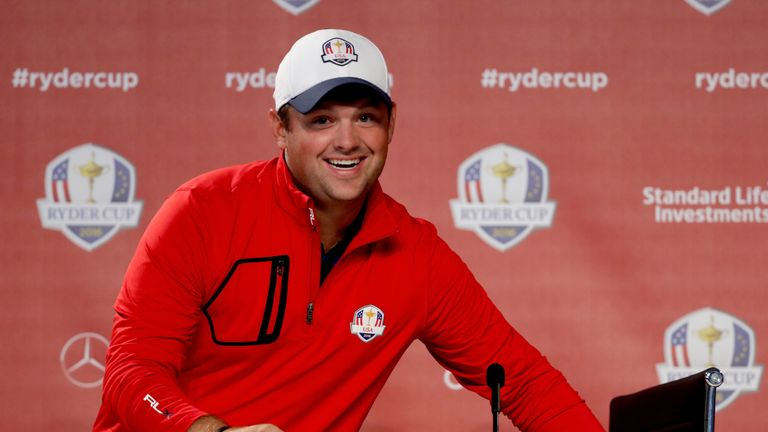 Reed indebted to Tiger for Ryder Cup prep