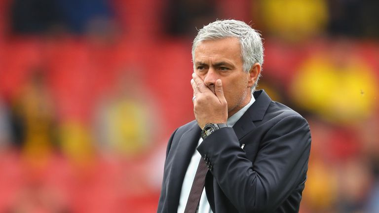 Jose Mourinho has lost some confidence, says Paul Merson