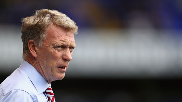David Moyes has plenty to ponder