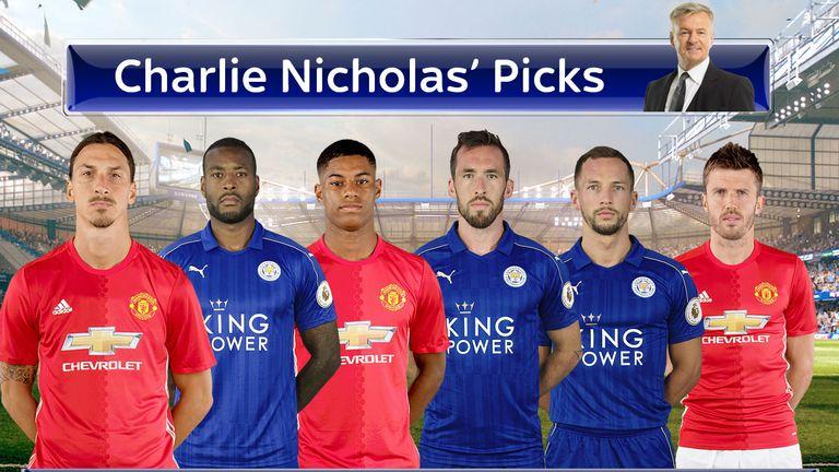 Charlie Nicholas' Fantasy Six-a-Side team
