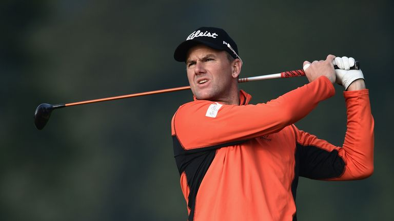Robert Karlsson needed two birdies over his last five holes to card the European Tour's first 59