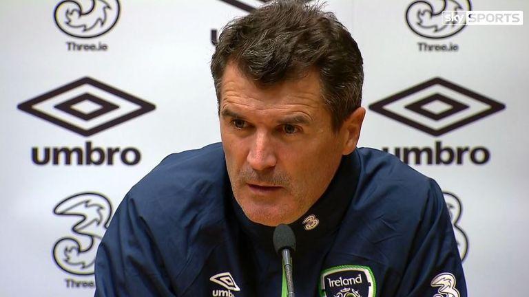 Republic of Ireland boss Roy Keane has upset golf star Rory McIlroy