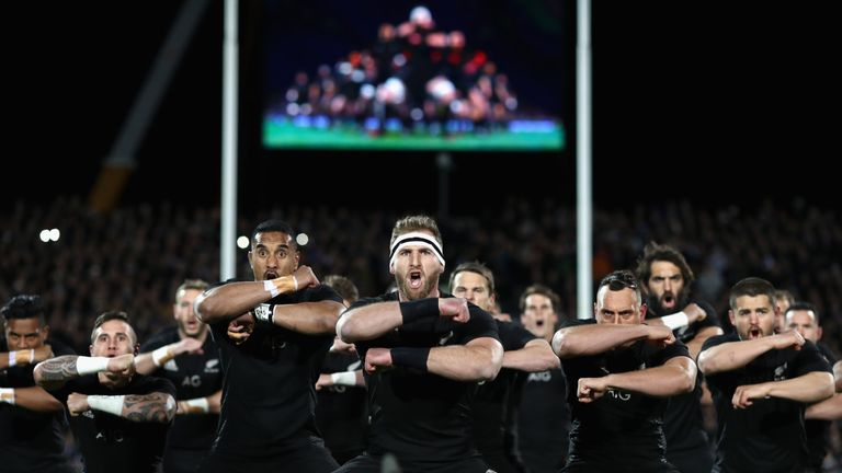 british and irish lions could be 39 familiar 39 with the haka. Black Bedroom Furniture Sets. Home Design Ideas