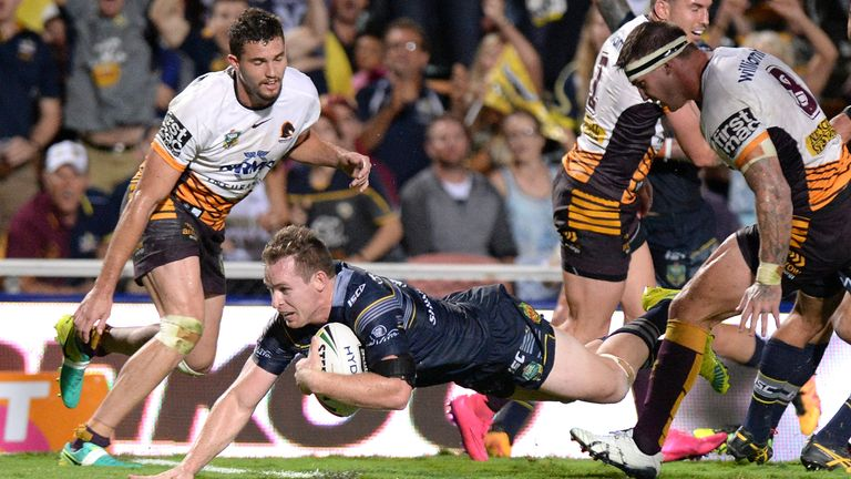 Cowboys edge Broncos in extra time