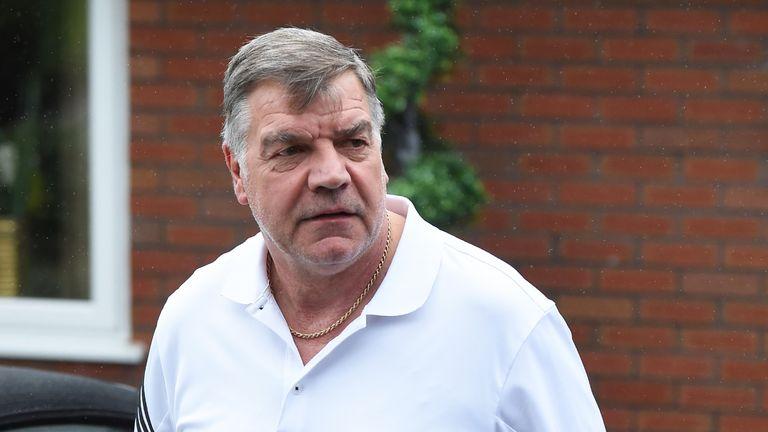 Bilic said the Sam Allardyce situation is sad for English football