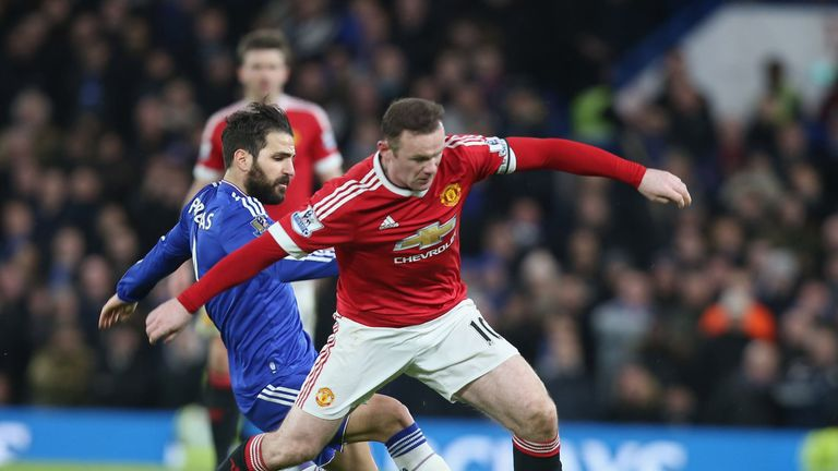United face Chelsea on October 23