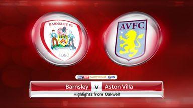 Barnsley 1-1 Aston Villa