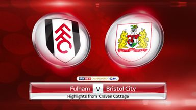 Fulham 0-4 Bristol City