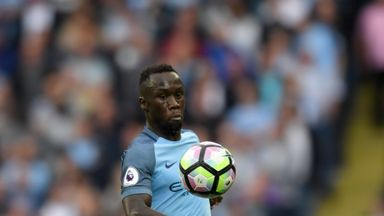 Bacary Sagna is facing an uncertain future at Manchester City