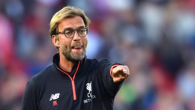 Jurgen Klopp has urged his side to improve on their strong start to the new Premier League season