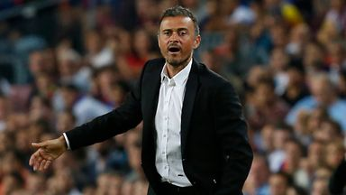 Luis Enrique says the defeat to Paris Saint-Germain has been on his mind since it occurred on Tuesday