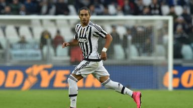 Martin Caceres left Juventus in the summer and is a free agent