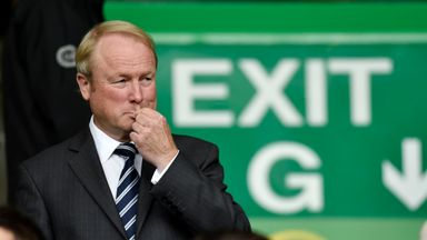 Kilmarnock club secretary and former chairman Michael Johnston