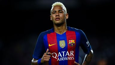 Neymar has divided opinion with his penchant for tricks