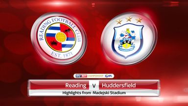 Reading 1-0 Huddersfield