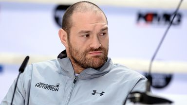 Tyson Fury could be stripped of his WBA heavyweight title