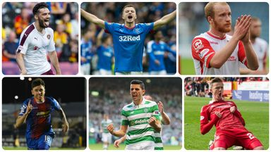 Scottish Premiership weekly predictor - some of the players to look out for this weekend.