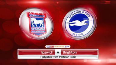 Ipswich 0-0 Brighton