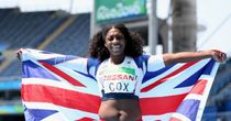Champion Cox is GB flagbearer