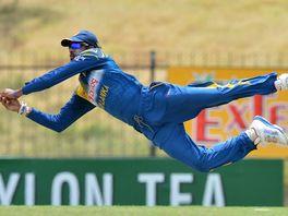 Sri Lanka's Sachithra Senanayake made his international debut in January 2012