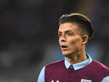 Jack Grealish: Misses out again because of suspension