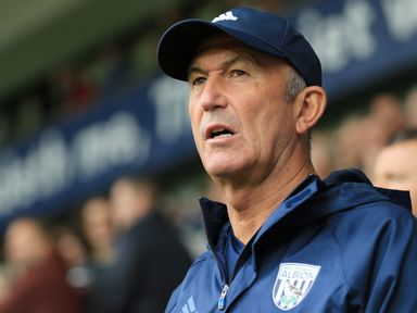 Tony Pulis: Staying in charge of West Brom
