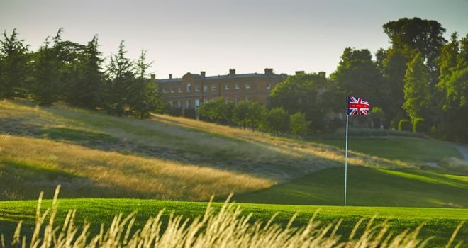 The Grove will host the British Masters supported by Sky Sports