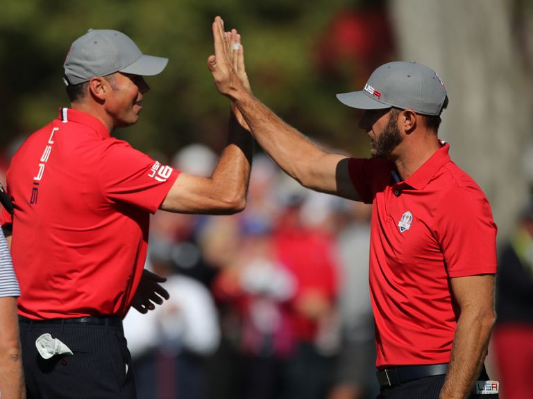 Ryder Cup gets underway with Spieth, Reed vs. Stenson, Rose