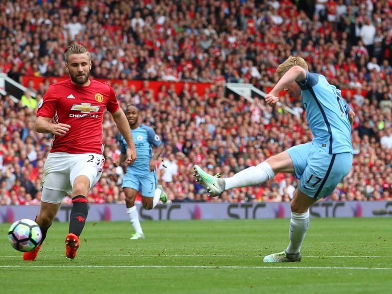 City vs Utd: Guardiola outsmarts Mourinho in pulsating Manchester derby