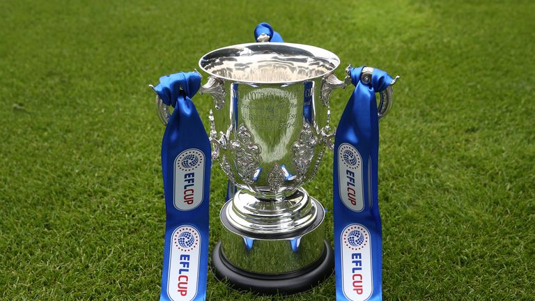 EFL Cup to be known as Carabao Cup from June 2017