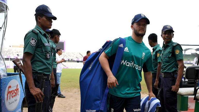 Ben Duckett is pushing for a place in the England side