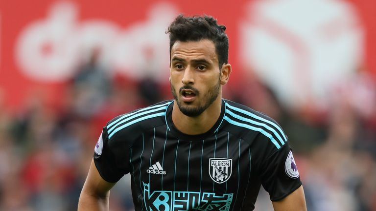 Nacer Chadli has promised boss Tony Pulis he will be fit for when they return