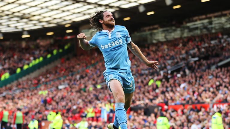 Joe Allen: Expected to net again for the Potters
