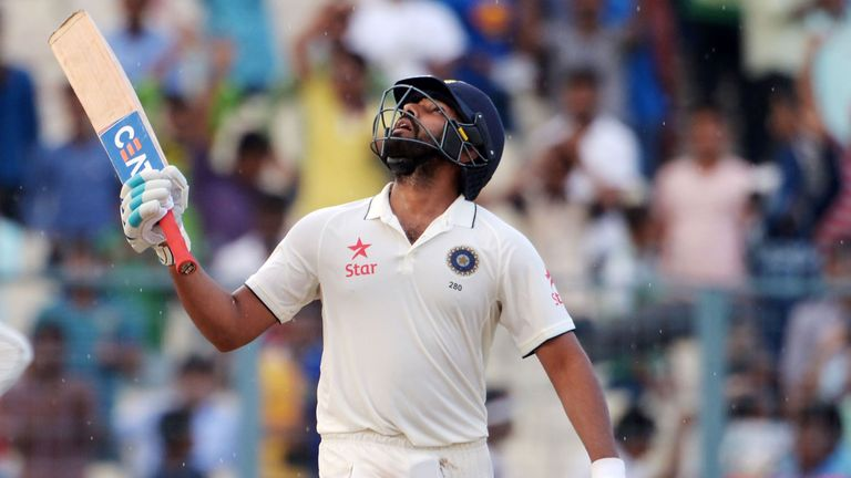Rohit Sharma, Wriddhiman Saha ascend in ICC Test rankings