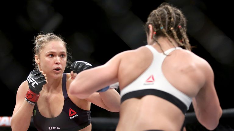 Stephanie McMahon Wants Ronda Rousey in WWE