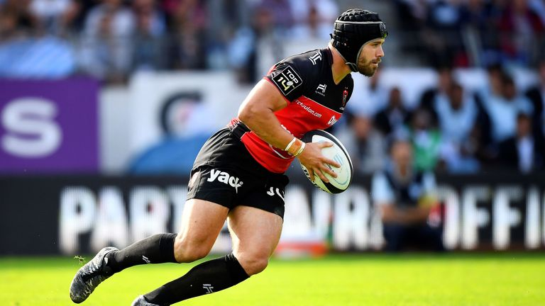 Toulon full-back Leigh Halfpenny is back in the Wales squad