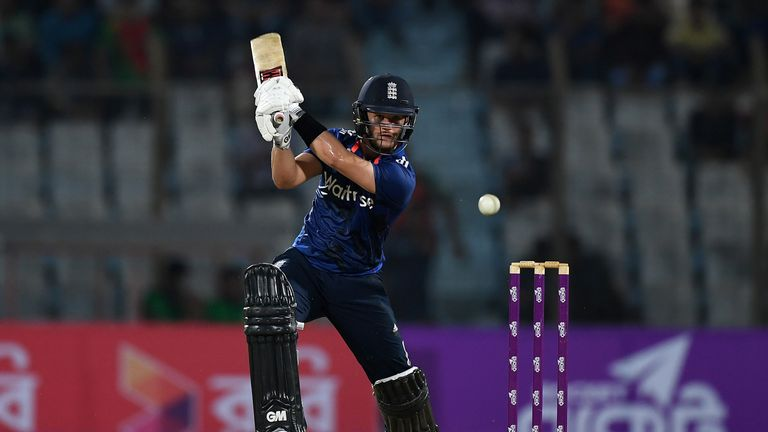 Ben Duckett impressed in the ODIs for England and could now earn a Test call-up