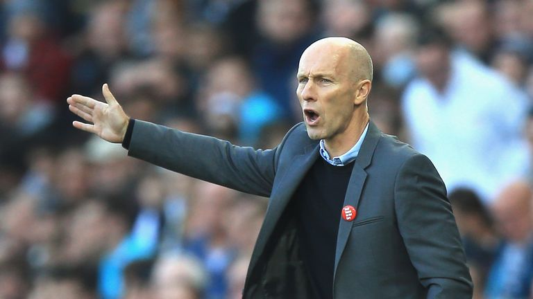 Bob Bradley dismissed reports his Swansea players are unhappy with his methods