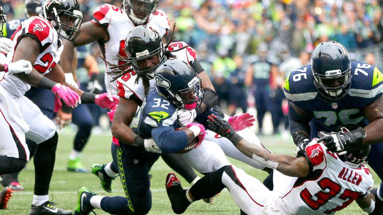 Seahawks 26, Falcons 24