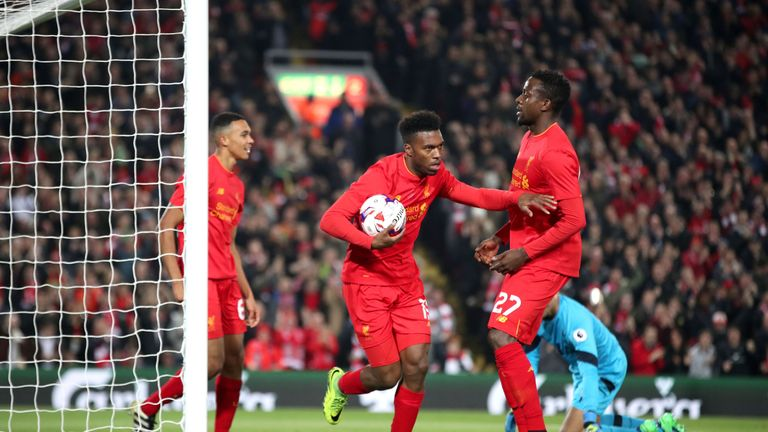 Image result for liverpool tottenham 2-1