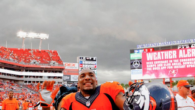 Denver Broncos San Diego Chargers Live On Sky Sports 1