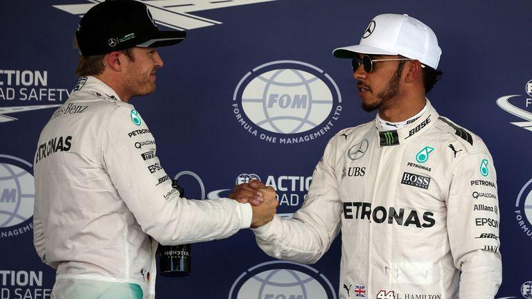 F1: Lewis Hamilton Wins the F1 Mexican Grand Prix